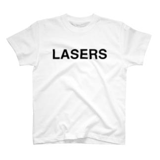 レーザースTシャツ T-shirts