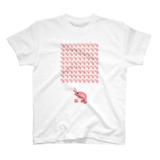 ねりのおきあみ T-shirts