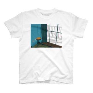 君がいた部屋 T-shirts