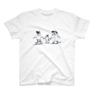 夏の冒険 T-shirts