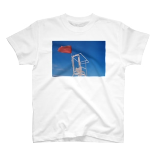 Sky and nothing T-shirts