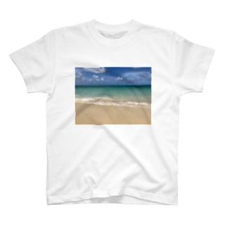 うみもすき T-shirts