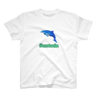 dolphin Tシャツ③ T-shirts