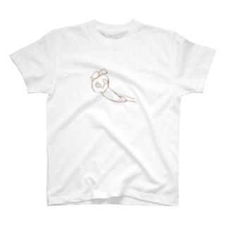 ぴろ(^O^)/のクマ T-shirts