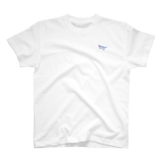 ツチノコマップのツチノコ T-shirts