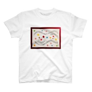 愛の波 T-shirts