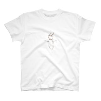 ぴろ(^O^)/のクワガタ T-shirts