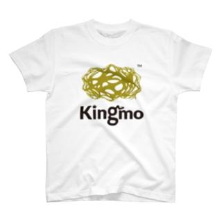 Kingmo ロゴマーク T-shirts