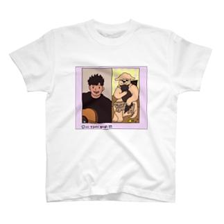 あのコラボ T-shirts