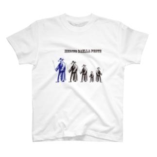 ペストマスクシンドローム T-shirts