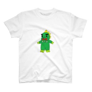 チュパカブタ君(文字なし) T-shirts