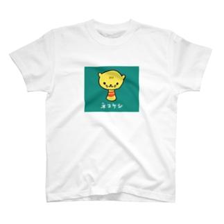 ネコケシ T-shirts