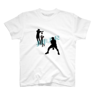 排球【バレーボール】 T-shirts