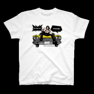 JOKERS FACTORYのHONEY ANGEL T-shirts