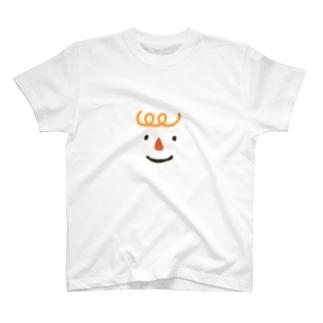 くるくるパーマ T-shirts