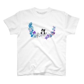 あじさい作り T-shirts