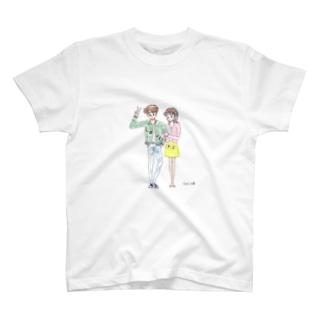 ひよこ工房の青春 T-shirts
