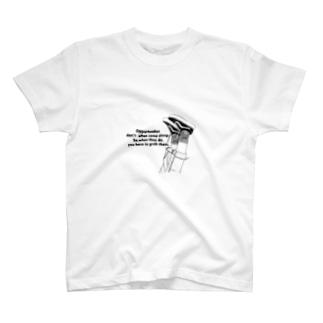 足下 T-shirts