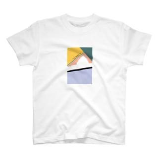 クラウド2 T-shirts