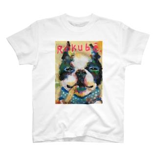 ろくべ~~ T-shirts