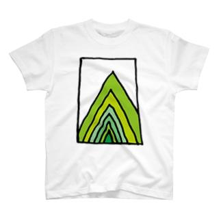 ZENZERON074(Bamboo green) T-Shirt