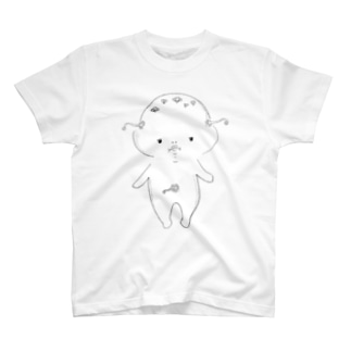 ぴこぴこちゃん T-shirts