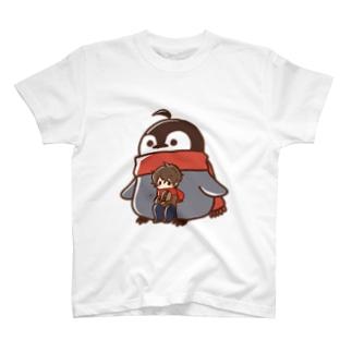 逆転焼きペン  T-shirts