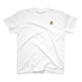 popアート ハンバーガー T-shirts