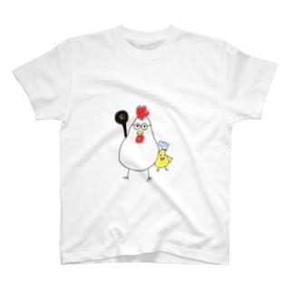 無添加料理人しのちゃん T-shirts