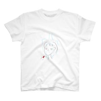 Pacaのほけっと おんなのこ T-shirts