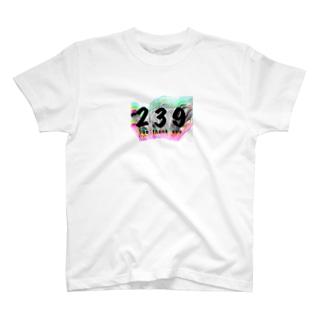 toothankyouの239 toothankyou T-shirts