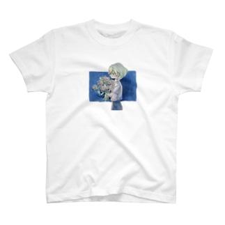 6月のあの子に T-shirts