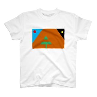 白井 快士のA T-shirts