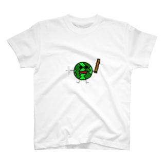 スイカ君 T-shirts