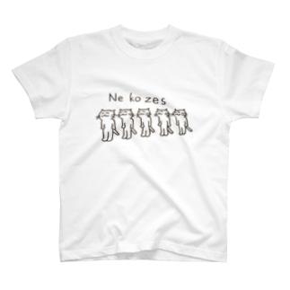 りょーたの猫背s T-Shirt