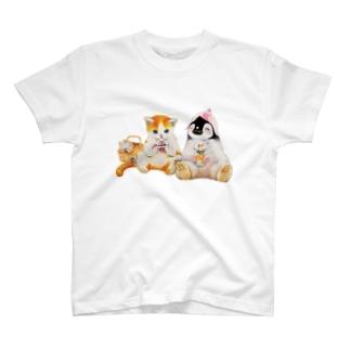 まなつ&まふゆのピクニック T-shirts