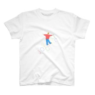 けんけんっぱー T-shirts