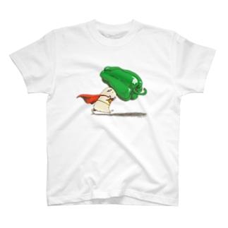 Supercavyの怪力 ! T-shirts