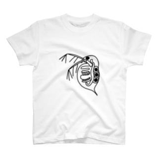 ミジンコ T-shirts