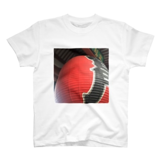 四季の雷ちゃん T-shirts