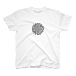 Tommy-SHOPのエスニック幾何学模様 T-shirts