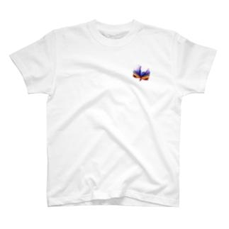 少女変容-4 T-shirts