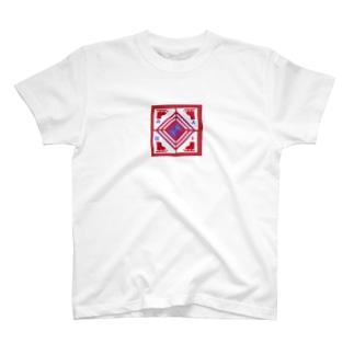 刺繍図案ヴィクトル&勇利 T-shirts