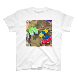 hiromu design shopのクワガタのお寿司 T-shirts
