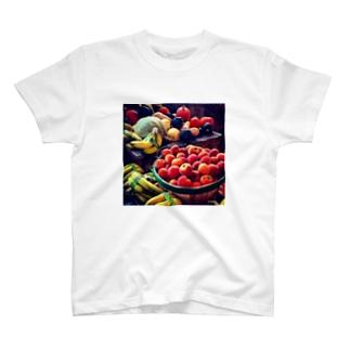 y's papa フルーツバスケット T-shirts