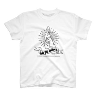 ドロン(A) T-shirts