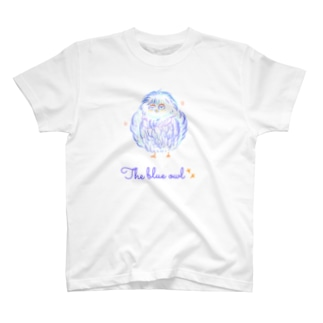 The blue owl ? T-shirts