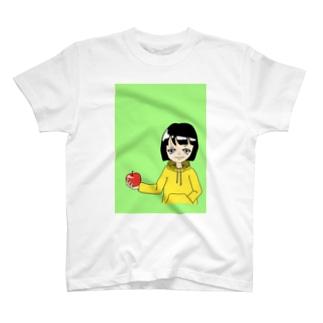 りんごガール T-shirts