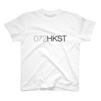 072 HKST T-shirts