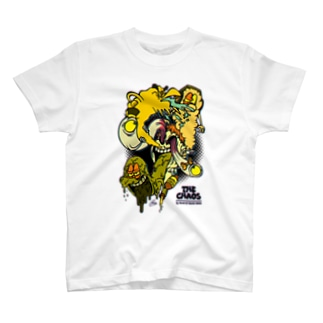 YELLOW JUNKIE 「The カオス」 T-Shirt
